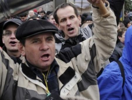 Активистов налогового Майдана масcово закрывают в тюрьму