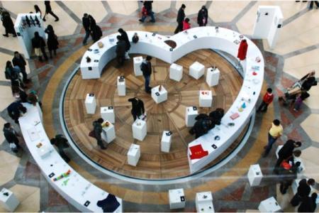 В Загребе работает музей разбитых сердец