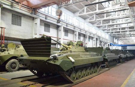 Житомирский бронетанковый завод заплатил 1,2 миллиона штрафа за срыв контракта