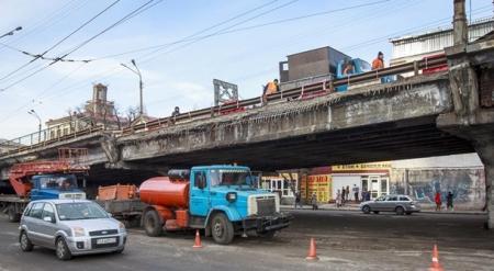 В Киеве 3-4 ноября начнут сносить Шулявский мост
