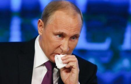 Путин из-за болезни отменил публичные встречи - СМИ