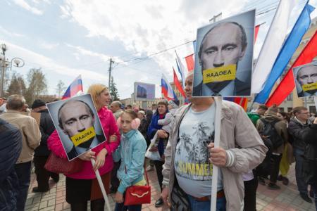 Кремль и декабристы. Протесты, конечно, раздражают, но пока не угрожают