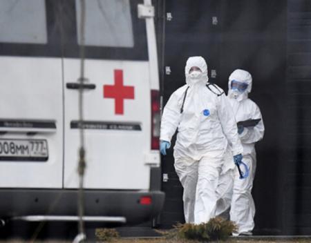 В России за сутки - 5 186 новых случаев коронавируса
