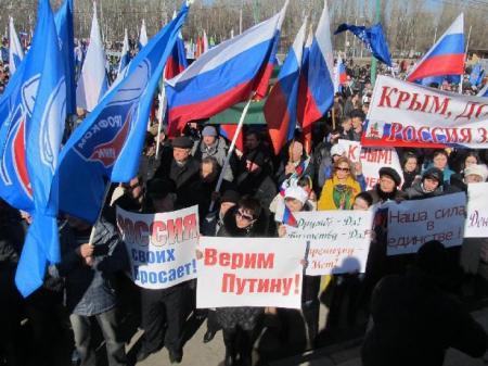 Примитивная геополитика: про российскую экспансию по законам тим-билдинга