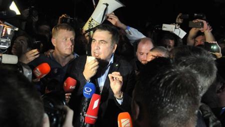 «Захват», «реформы» и Саакашвили