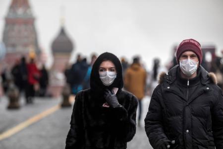 В России впервые с начала пандемии за сутки - более 19 тысяч случаев коронавируса