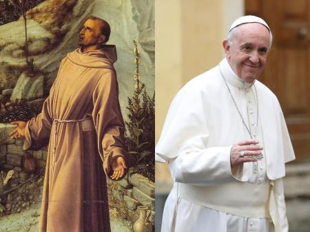 st-francis-pope-francis-montage