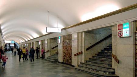 Киевское метро сократило количество станций с «билетами-вышиванками»