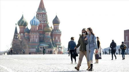 В России количество случаев COVID-19 приближается к 670 тысячам