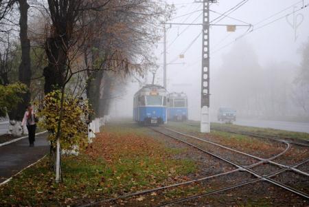 Большую часть Украины накроет туманом