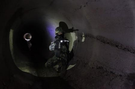 Самая свободная страна, или Кокаиновый тоннель