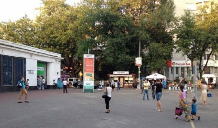 В киевском метро демонтировали более 170 МАФов