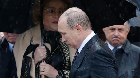 Условно жив, или Похороны Путина
