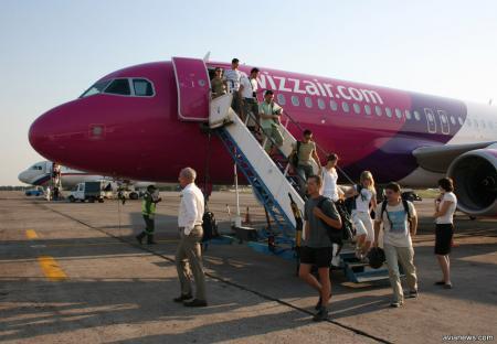 Авиакомпания Wizz Air открыла продажу билетов из