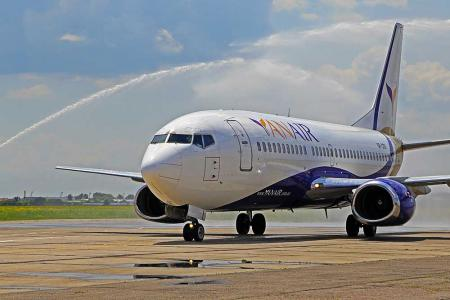 В Одессе экстренно посадили чартерный рейс до Барселоны